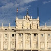 2018 spain madrid royal palace